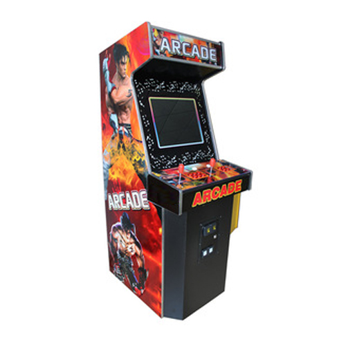rent tekken arcade machine