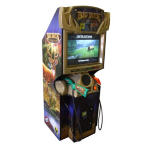 Big-Buck-Hunter-Pro arcade rental