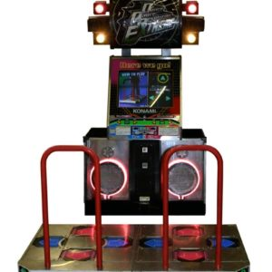 Dance dance revolution arcade rental