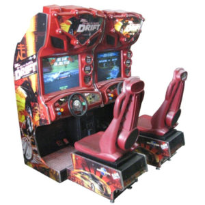 Fast & Furious Tokyo Drift arcade rental