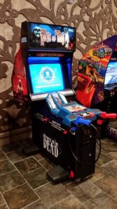 House-of-the-Dead arcade rental