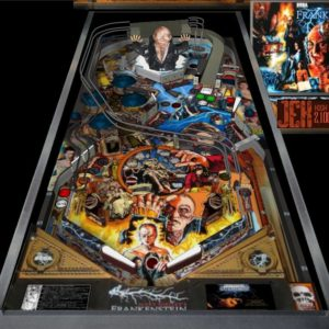 MS-Frankenstein-pinball machine rental