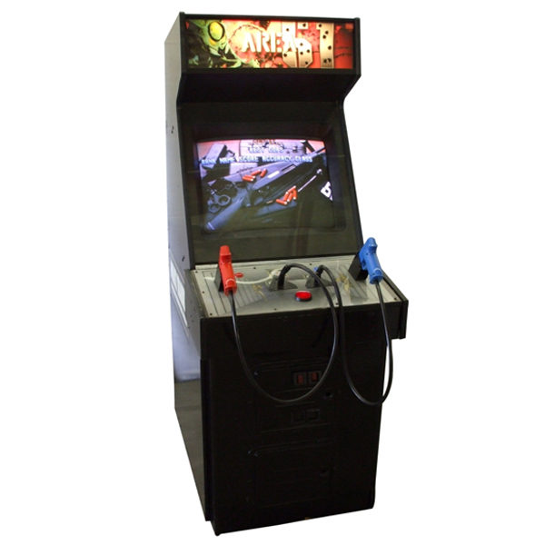 Multi-Shooting-Game,-Area-51-arcade-rental