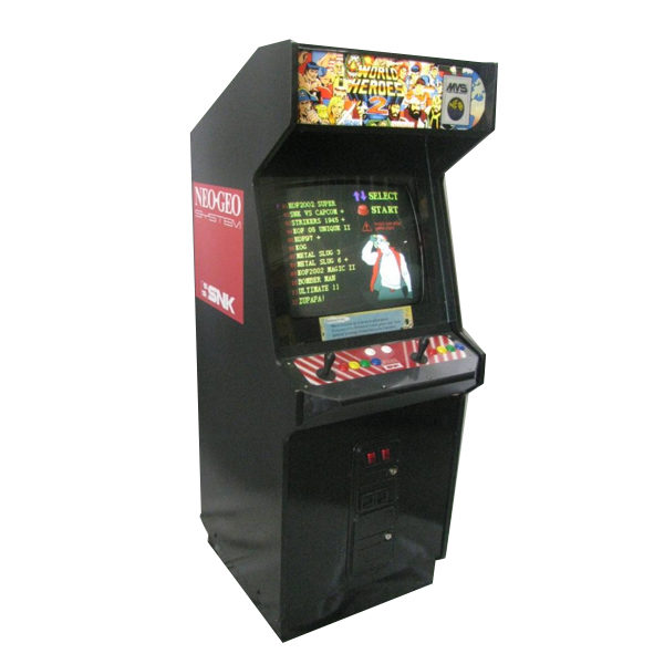 Neo-Geo-Multicade,-100-in-1
