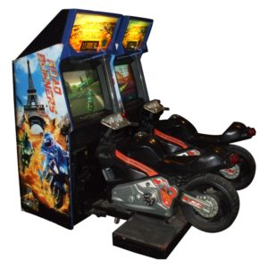 road burners arcade rental