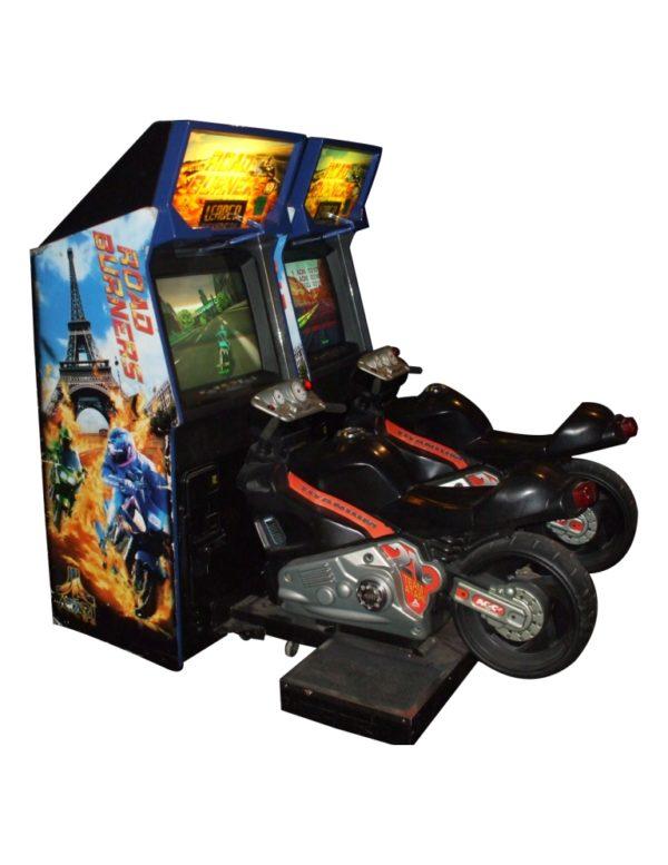 road burners arcade rental