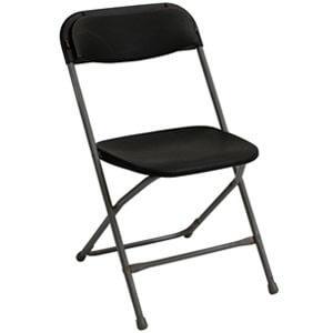 Samsonite-Black-Folding-Chairs