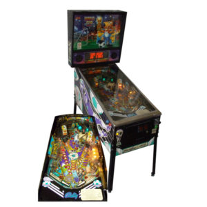 World Cup Soccer pinball rental