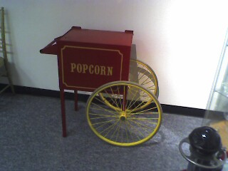 concession-cart rental