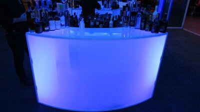 bar table rentals los angeles