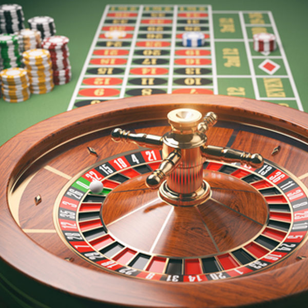 rental roulette table