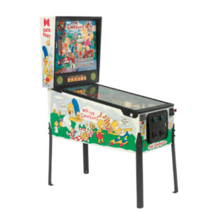 simpsons pinball rental