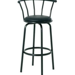 black bar stool rental