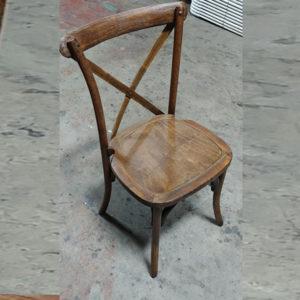 Vineyard X-Back Chair rental