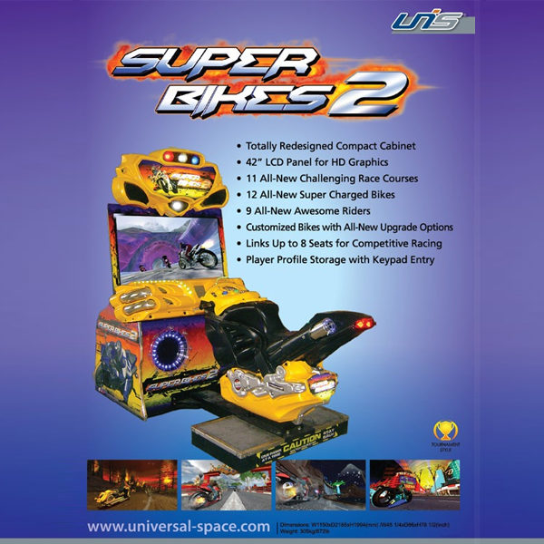 super bike 2 game rental