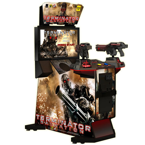 terminator salvation game rental